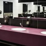 公厕婴儿尿布台干净吗?