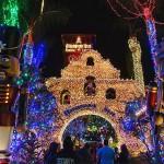 LA近郊有全美最棒圣诞灯展