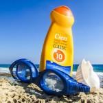 禁用对海洋有害防晒乳