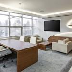 新潮流–旅馆结合办公室