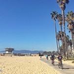 美西最热门的海滩:圣塔莫妮卡和威尼斯