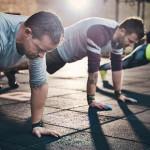 男性做40个俯卧撑可以拥有更健康的心脏?
