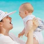 亲子关系自婴儿时期开始培养