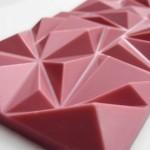 红宝石巧克力:这种新的糖果是完美的粉红色