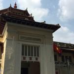 越南纵游(五) 胡志明市雄王殿与越南历史博物馆