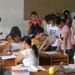 中国过劳孩童