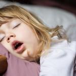 儿童睡眠呼吸中止症