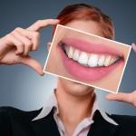 牙齿又白又亮的秘诀