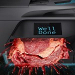 3D打印太空肉:宇航员的晚餐
