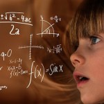科学正努力帮孩子学数学