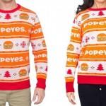 圣诞丑毛衣