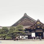 京都秋景:大政奉还的二条城