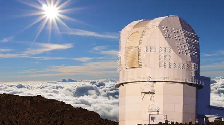 全球大型望远镜