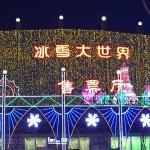 东北冰雪(二)  哈尔滨冰雪节(上)