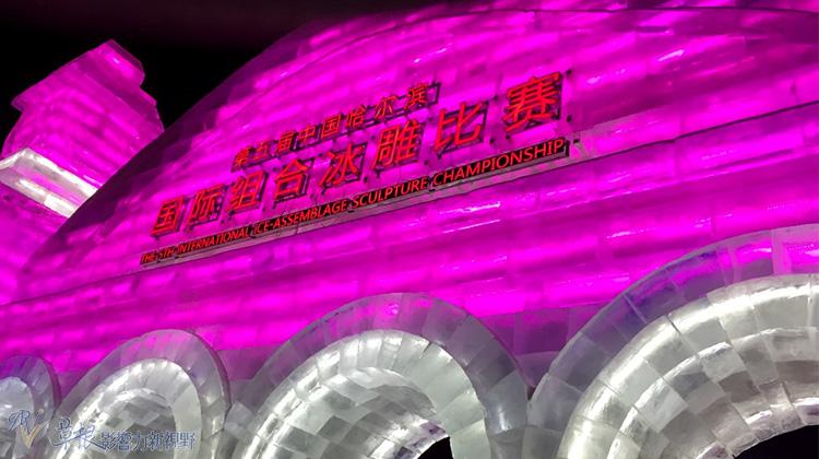 东北冰雪(三)  哈尔滨冰雪节(下)