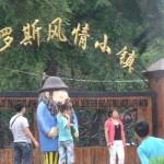 东北冰雪(四)  哈尔滨太阳岛公园