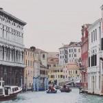 没了观光客的威尼斯