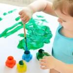 1岁幼儿教育性手作活动
