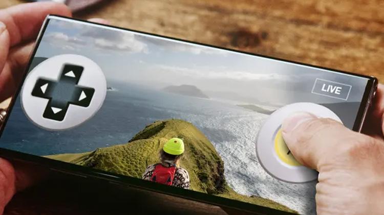 靠手机遥控器至法罗群岛旅游