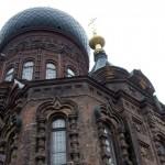 东北冰雪(五)  哈尔滨教堂、龙塔与中央大街