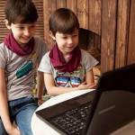 在家防疫 提升孩子创造力
