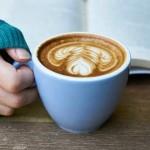 疫情期间,赠送咖啡送暖