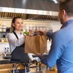 英封城期间外卖餐廰食物垃圾增多