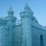 东北冰雪(十一)  吉林雾淞岛看雾淞