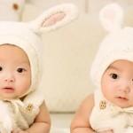 超适合双胞胎宝宝的英文名