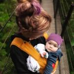 使用婴儿背带的安全原则