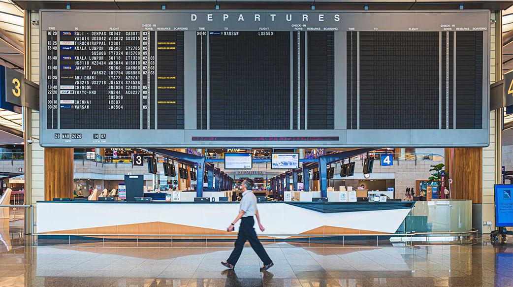 新加坡入境旅客须佩戴电子监控设备