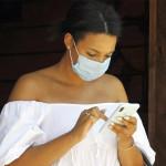 口罩带给脸部辨识技术难题