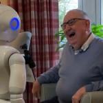 英国养老院引进AI陪伴机器人