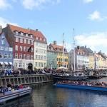 童话般的哥本哈根之白昼黑夜一样美