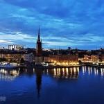 瑞典斯德哥尔摩的迷人风采