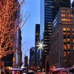 那一年,我们在纽约的圣诞节