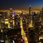 情迷冬季芝加哥:三个芝加哥夜拍的好去处