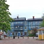 瑞典半岛小镇Vaxholm一日游