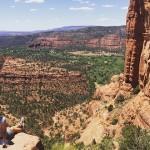 美国亚利桑那州的红岩殿堂