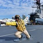 热门的圣地牙哥海军军舰博物馆