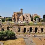 古罗马的智慧:竞技场和广场