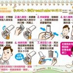 干粉吸入剂的用法|全民爱健康 慢性阻塞性肺病篇4&5&6