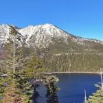 冬季仙境:加州南太浩湖