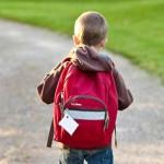 挑选适合孩子体型的书包
