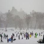 探访纽约的冬季
