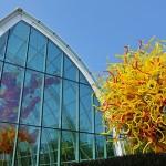 美丽奇幻的奇胡利玻璃艺术馆