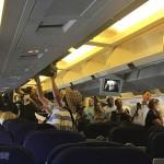 美国国内航空基本低价经济舱