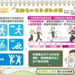 高龄者的有氧运动建议|全民爱健康 保健篇12