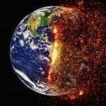 若是地球温度上升3度的话…