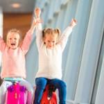 让孩子安稳搭乘飞机的技巧